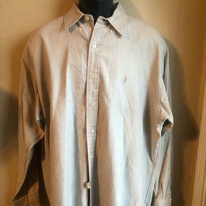 MENS Ralph Lauren Button up XL
